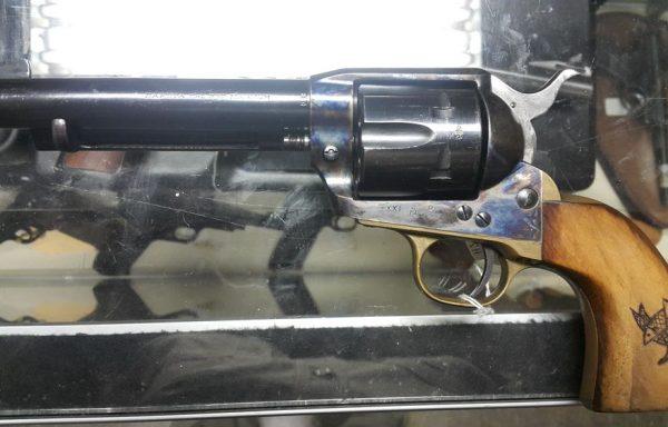 Dakota Arms .357 Magnum SA