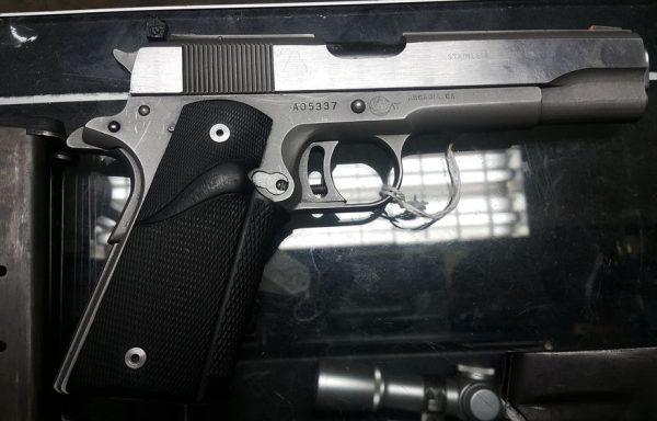 AMT Hardballer .45 ACP 1911